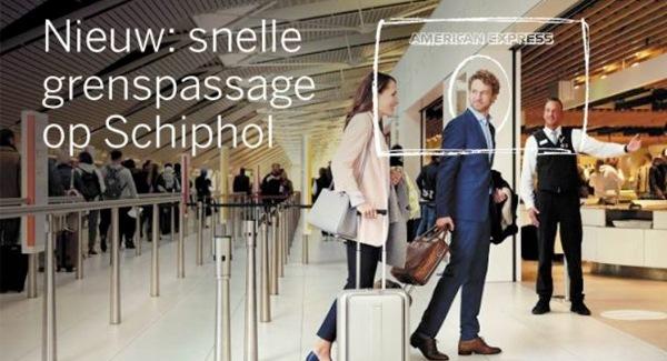 American Express Privium Schiphol
