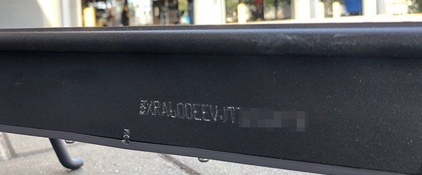Xiaomi M365 VIN nummer inslaan RDW
