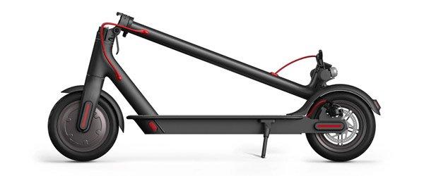Xiaomi M365 elektrische scooter step verzekering Nederland