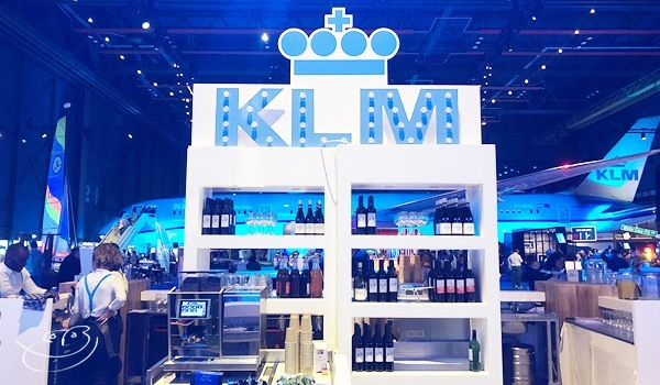 KLM & Partners Celebrate the world