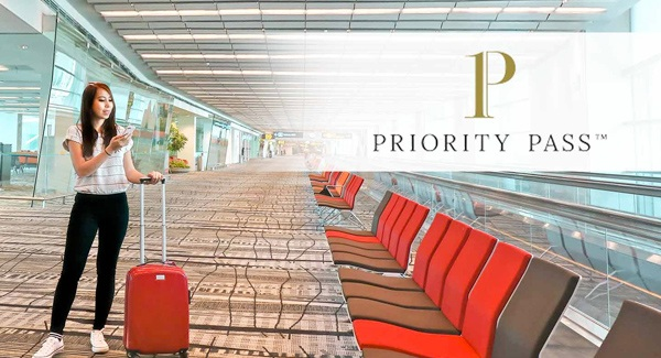 Priority Pass American Express Platinum