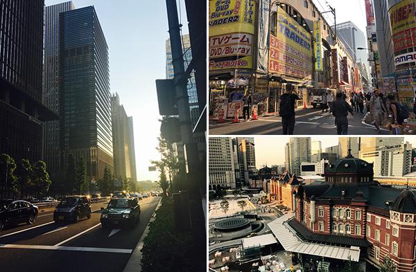 Treinstation Tokyo Marunouchi